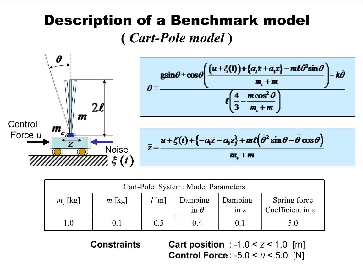 Presentation Benchmark Simulation